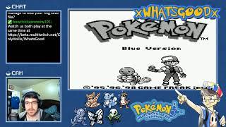 Across the Pond: Pokemon Blue Nuzlocke Pt.1-1