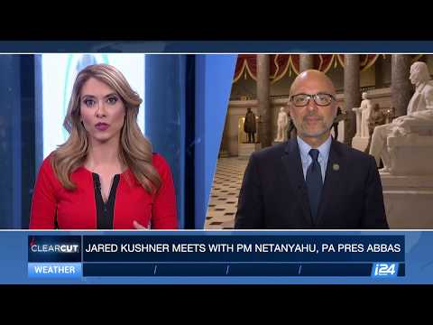 CLEARCUT | Rep. Ted Deutch on Israeli-Palestinian conflict