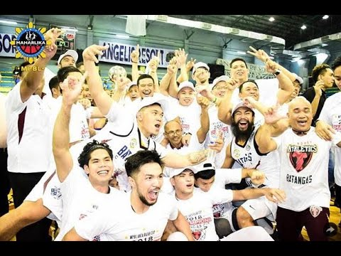 Batangas City Athletics look to retain core as they go for back-to-back MPBLtitles