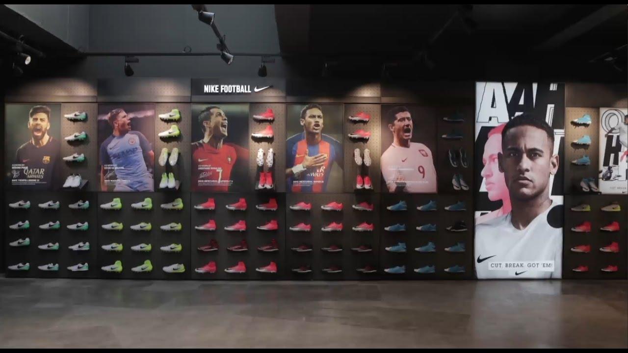 b65cf837 Verdens største fotballbutikk på Torshov | Worlds largest football store @  Torshov Sport, Oslo