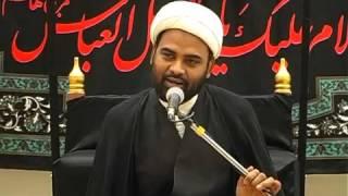 majlis 3 Akhtar Abbas Jaun topic Hussaini Thereek Aur Uske Asraath