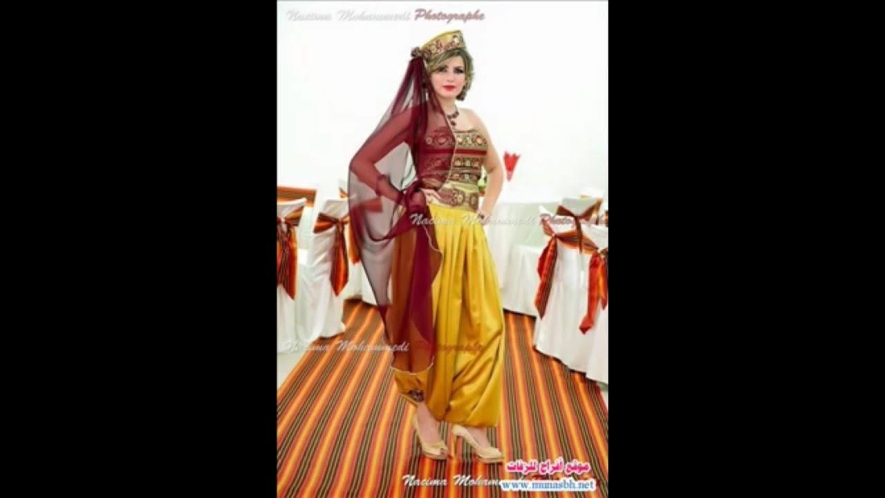 Robes kabyles modernes 2016