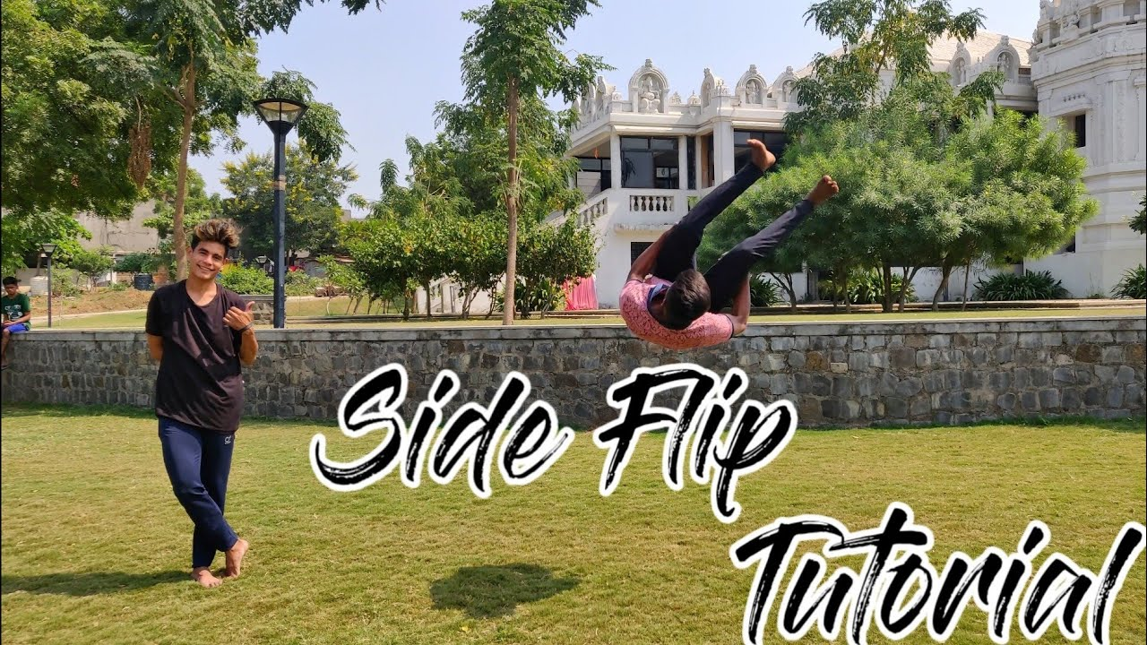 Tutorial side flip