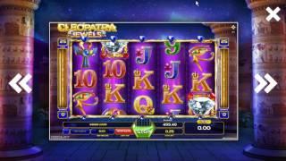 Cleopatra Jewels Slot @ GameArt & BitStarz