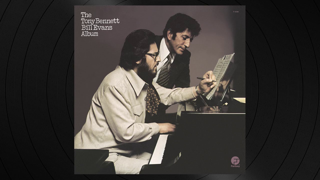 The Touch Of Your Lips from 'The Tony Bennett/Bill Evans Album'