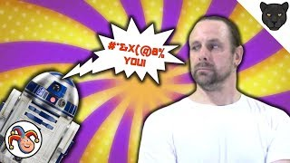 R2D2 HATES ME [] Funny Joke of the Day!