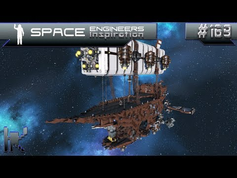 Space Engineers Inspiration - Episode 169: JT-DSC Mael, Lori