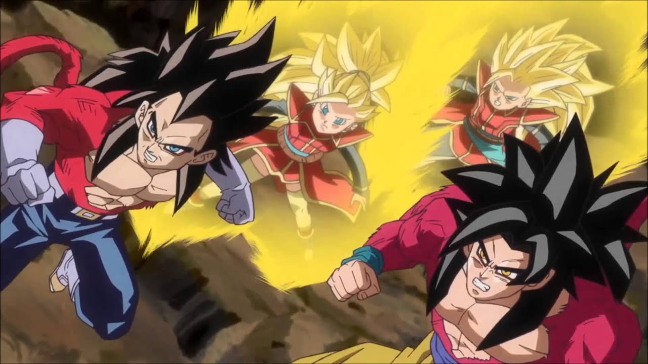 Dragon ball heroes opening 1 - 1 9