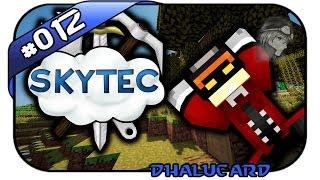 Minecraft SKYTEC #012 - WIR SIND WIEDER UNTERWEGS! - Let