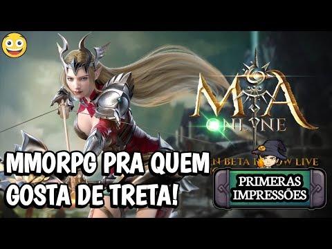 MMORPG LEVE! COM MUITO PK GUERRA DE FACÇÕES É TRETA PRA TODO LADO! / Mia Online / GAMEPLAY ANDROID