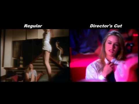 Aerosmith  Crazy Directors Cut clip Comparison