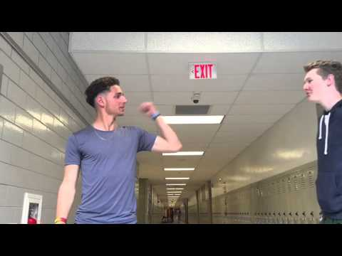 6 Body movements that we made a skit on. Cheltenham High school Pennsylvania Anatomy class