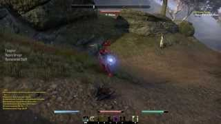 TESO - The Elder Scrolls Online [001] - Templar PvP