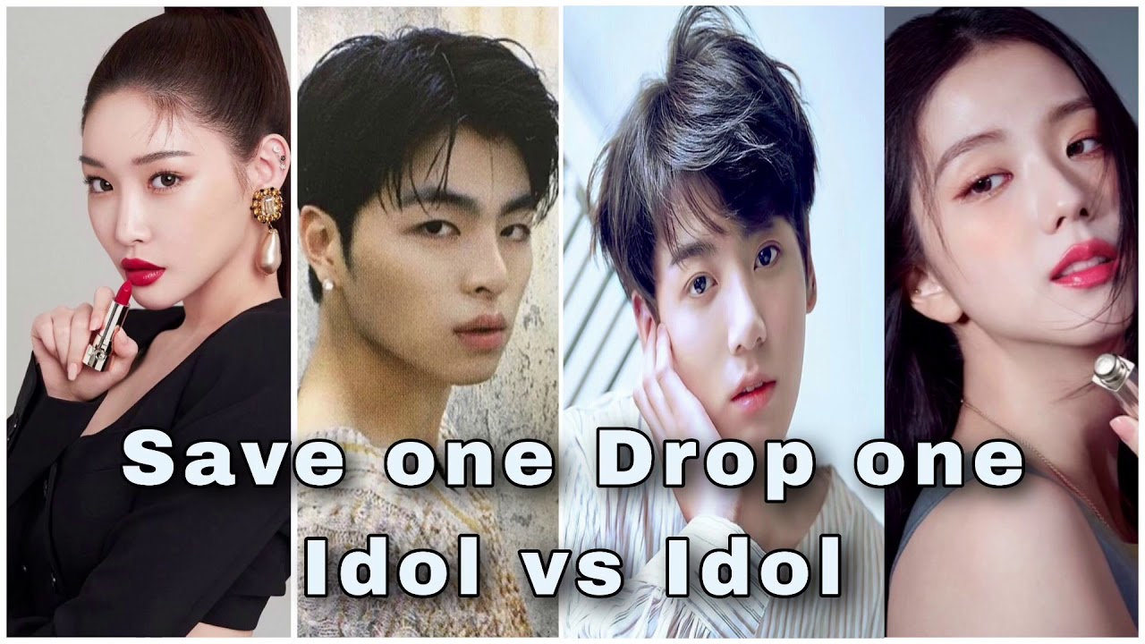 Save one Drop one Kpop (Idol vs. Idol) 2020 #saveonedropone #kpop