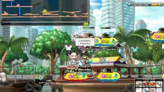 Maplestory Sniper after jump patch evasion boost and mortal blow explanation