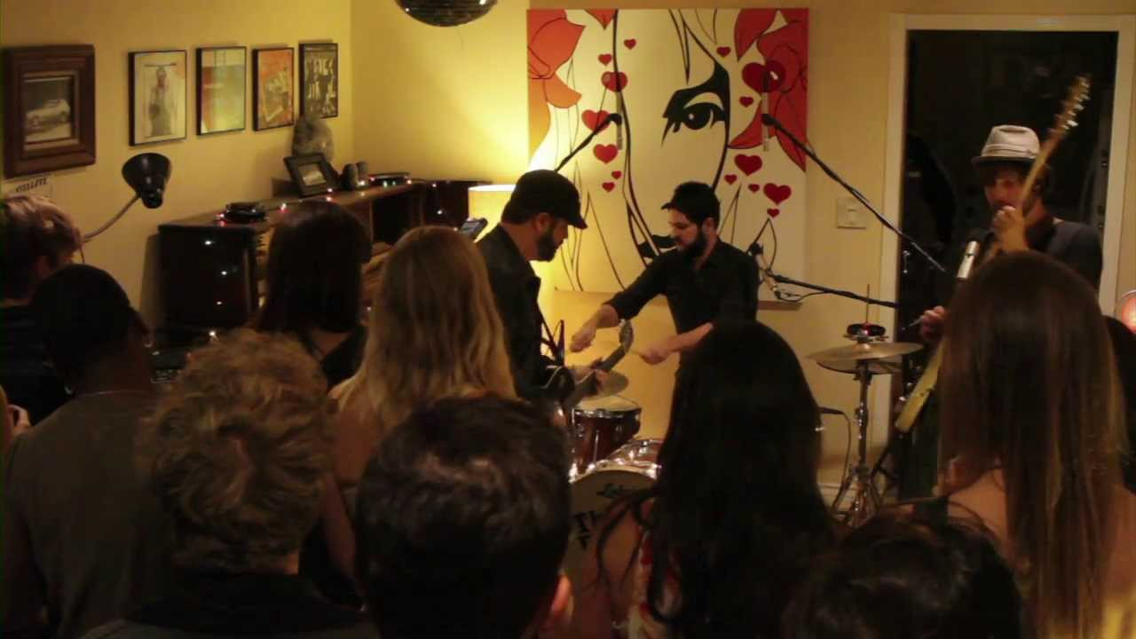 The Record Company Feels So Good Living Room Concert
