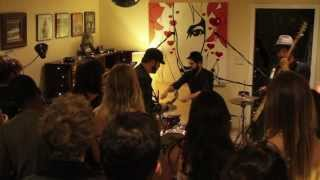 The Record Company - Feels So Good (Living Room Concert)