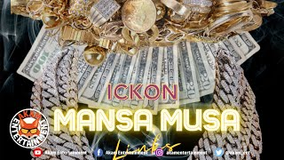 Ickon - Mansa Mansa [Audio Visualizer]