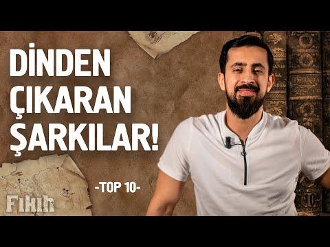 BU ŞARKILARIN DİNDEN ÇIKARDIĞINI DUYUNCA ŞAŞIRACAKSINIZ-SEVİLEN ŞARKILAR TOP10-Mehmet Yıldız