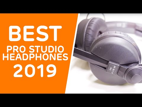 Best Studio Headphones To Buy In 2019