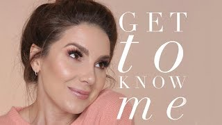 GET TO KNOW ME  | ALI ANDREEA