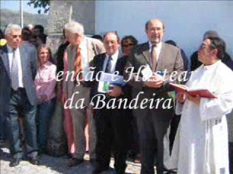 Apresentação Símbolos Heráldicos de Geraz do Lima (Santa Maria) - Viana do Castelo