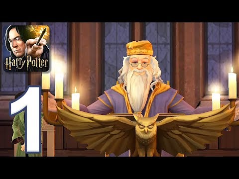 Harry Potter: Hogwarts Mystery - Gameplay Walkthrough Part 1 (iOS, Android)