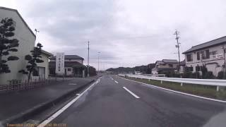 静岡県道269号 大和田森線[全線走破]起点:掛川市孕石から終点:福田地交差点まで