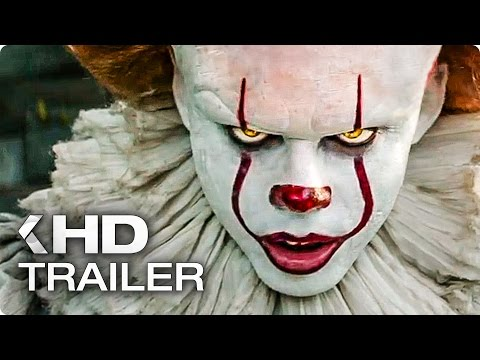 IT First Look & Trailer (2017)