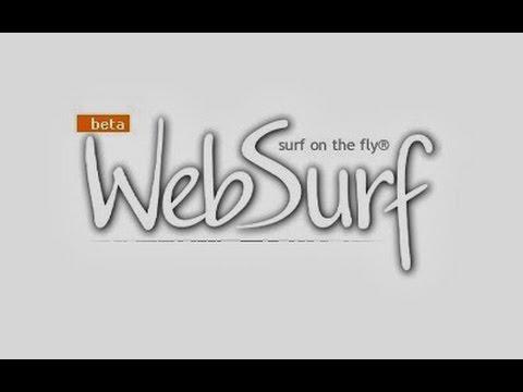 Заработок на автосерфинге с WebSurf