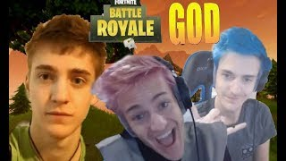 A Real Fortnite Ninja (Montage) (All Myth Fans Should Watch This Video) Ninja Best Fortnite player