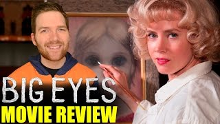 Big Eyes - Movie Review