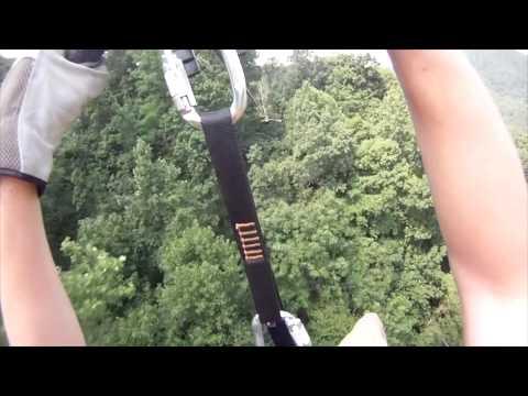 The Gorge Zipline, Saluda, NC