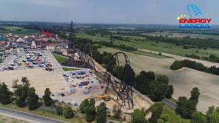 Hyperion Roller Coaster 2018 - Plac Budowy 29.05.2018 r
