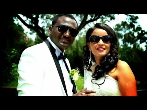Demere Legese And Etenesh Girma - Amrobatal - (Official Music Video) - New Ethiopian Music 2016