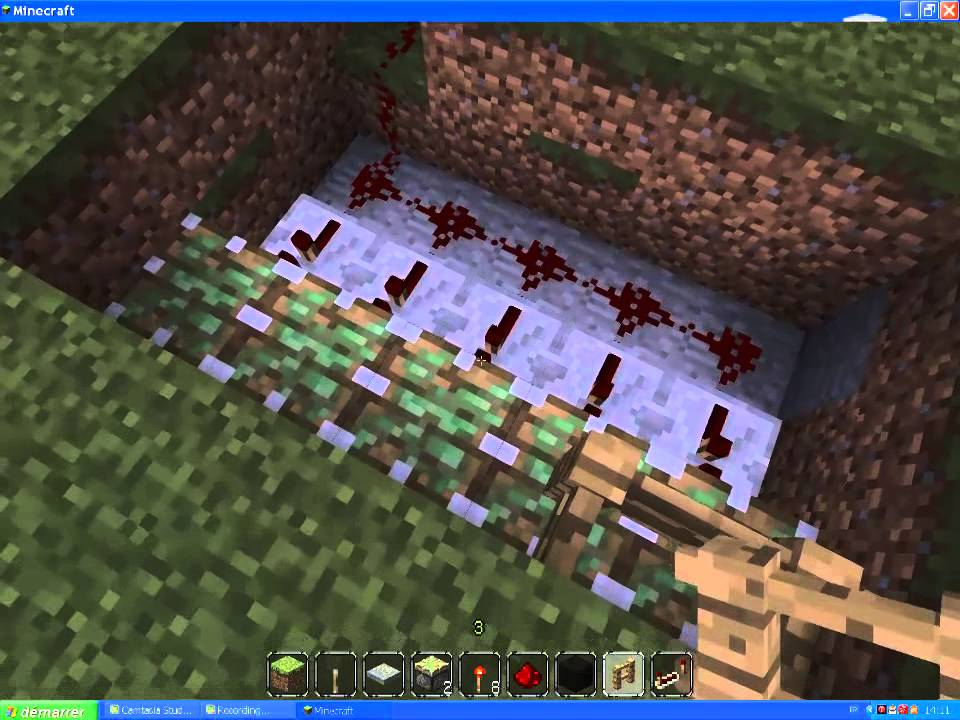 minecraft how to get a barrier