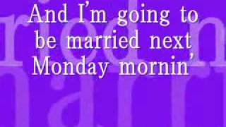 Peter Paul And Mary-Monday Morning(with Lyrics)