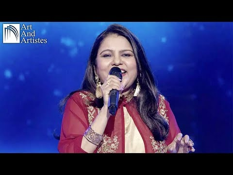 Naina Neer Bahaye | Bhajan | Sadhana Sargam | Hindi Devotional Songs | Art & Artistes
