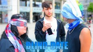 BLIND-DATE auf der STREET !..😱   Denizon