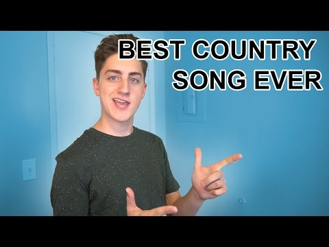 Thumbnail: We Made a GENERIC COUNTRY SONG parody
