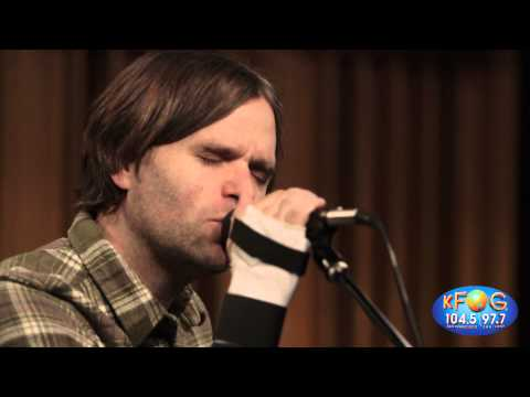 Death Cab For Cutie - No Room In Frame (Live On KFOG Radio)