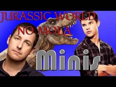 MINIS | NIÑOS GRANDES 2 | JURASIC WORLD NO MOLA