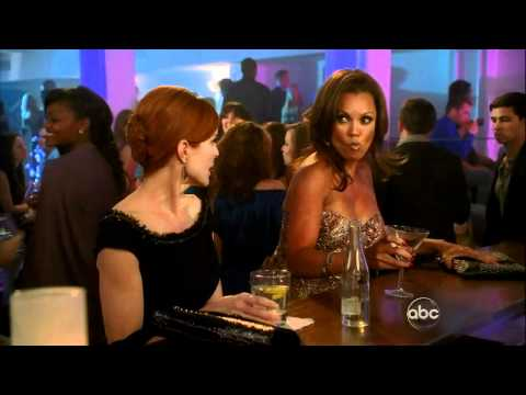 [HD] Vanessa Williams & Marcia Cross - Desperate Housewives S07 E03