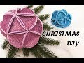 Christmas decor 2019. Glitter foam sheet craft ideas. Christmas ornaments. Esferas de fomi