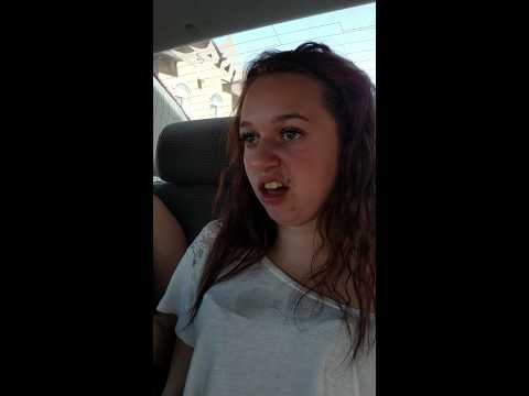 Jada's wisdom teeth removal part 1