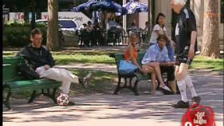 Epic Old Man - Soccer Player