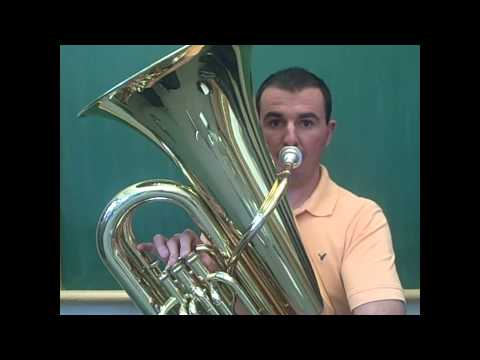 Tuba - Playing The First Five Notes