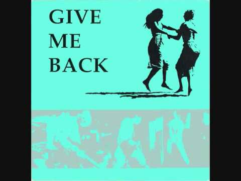 various - give me back lp