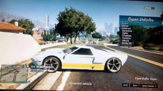 MOD MENU SPRX TESSERACT GTA V PS3 DEX PATCH 1 27+DOWNLOAD
