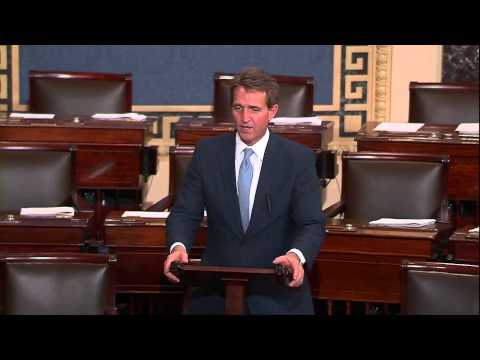 Sen. Flake Attacks Washington's Culture of Spending